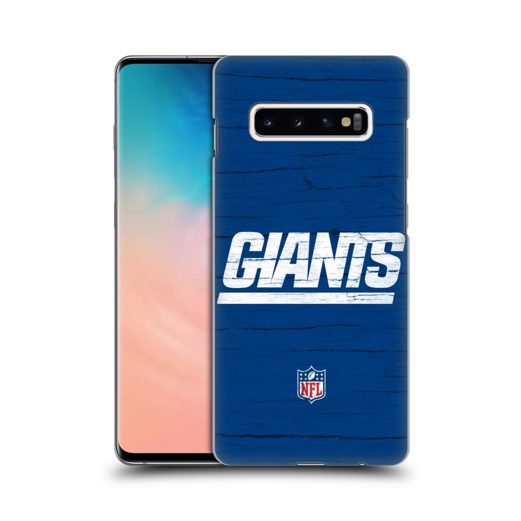 New York Giants Distressed Hard-shell Phone Case - Devin White jersey