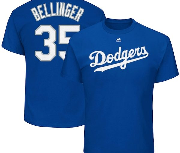 Lemahieu Ended Up Being Gotten Rid Of In Bellinger Jersey The Foot Of The Third Inning